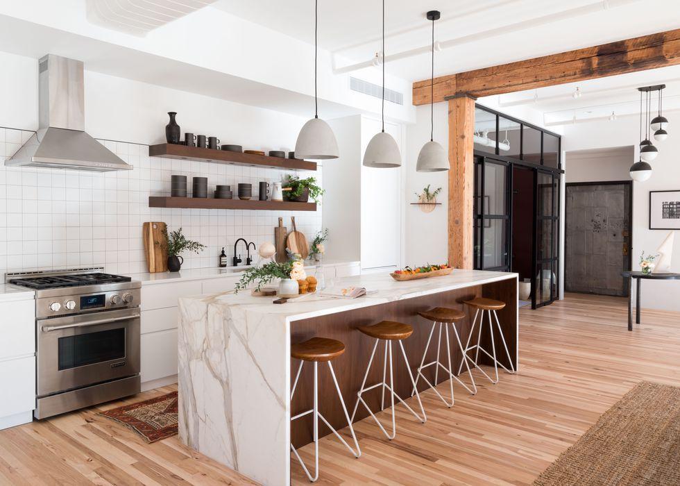 ۶ ایده  خلاقانه و کم هزینه برای تغییر دکوراسیون آشپزخانه