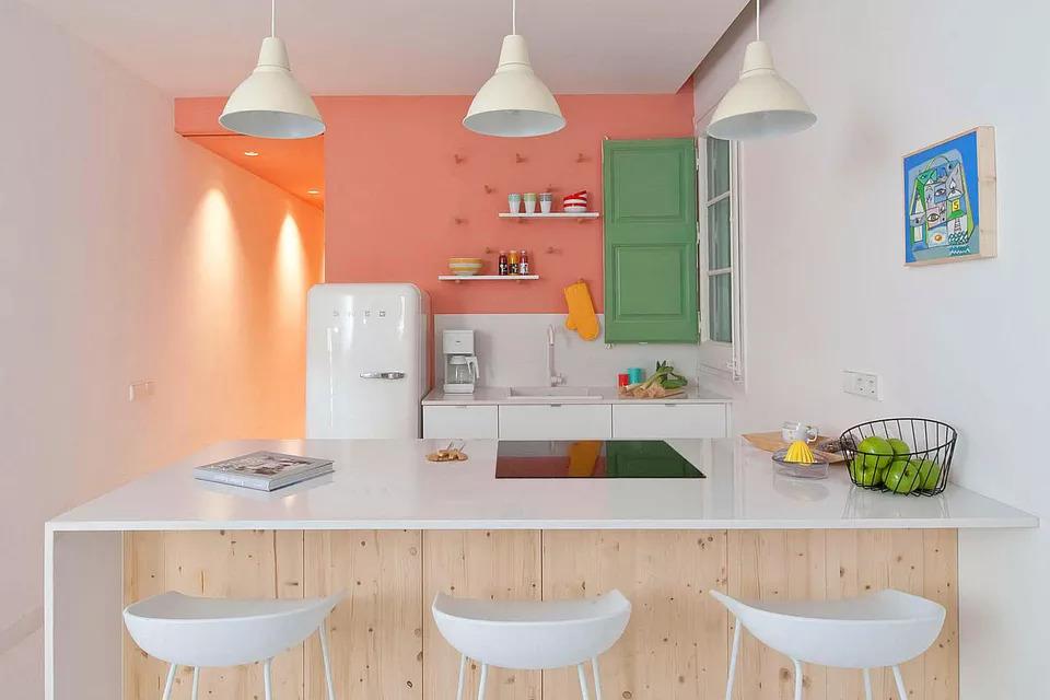 ۱۰ ایده برای طراحی کاربردی آشپزخانه کوچک